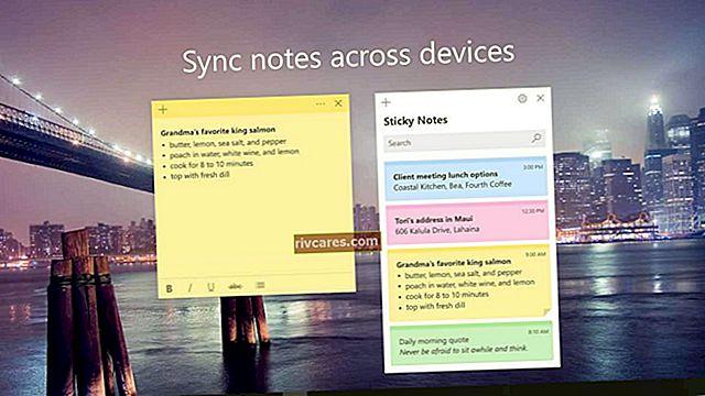 So starten Sie Microsoft Side Note