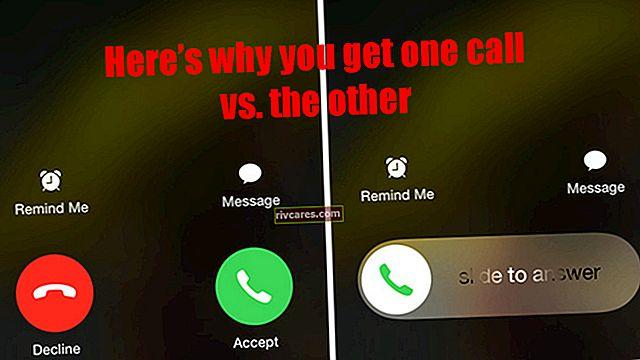 So beantworten Sie eingehende Anrufe automatisch auf einem iPhone