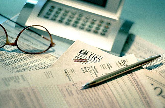 So ändern Sie eine bundesstaatliche Körperschaftsteuererklärung