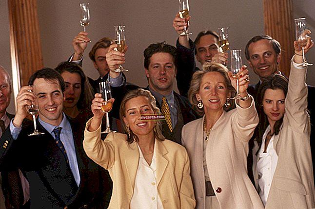 Ideen zur Unternehmensförderung zum fünfjährigen Jubiläum