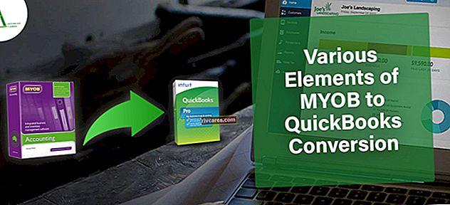 Quickbooks-Konvertierungstools