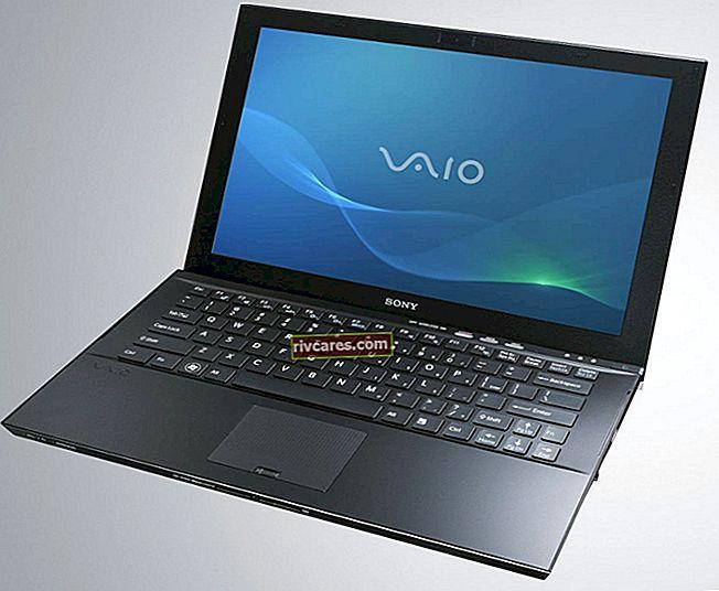 So arbeiten Sie schneller mit einem Sony Vaio-Computer