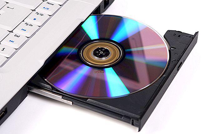 So kopieren Sie Fotos mit Windows XP auf eine DVD