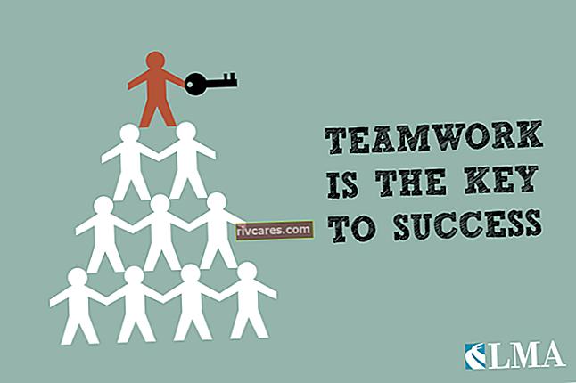 Quali sono le chiavi del lavoro di squadra?