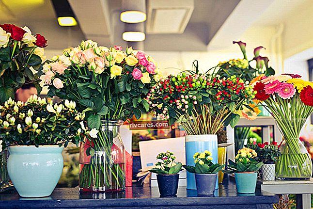 Idee pubblicitarie per fioristi