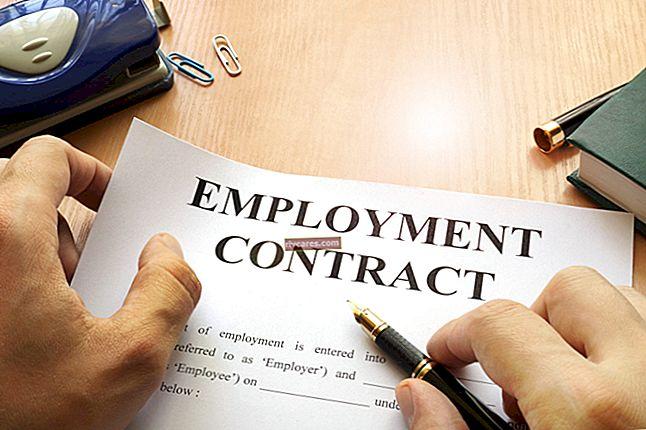Accordi sui salari