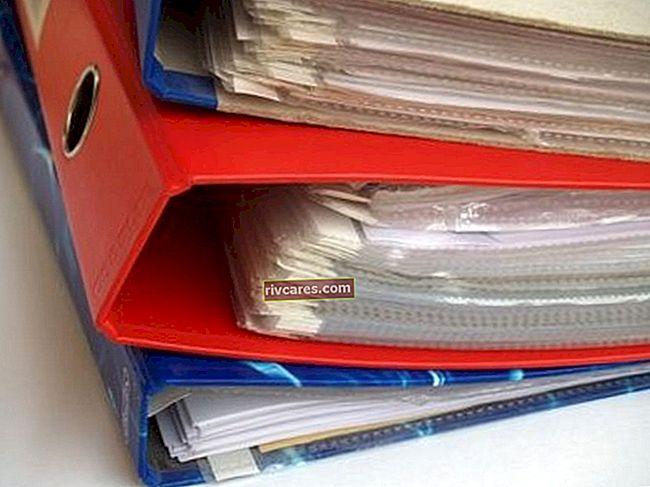 Quali sono i diversi tipi di documenti aziendali?