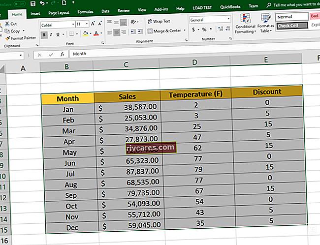Come creare un grafico su Excel con una media cumulativa