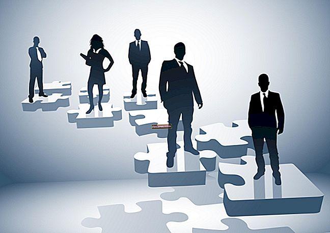 Tendenze della struttura organizzativa