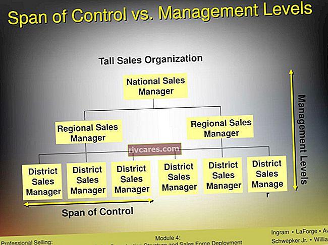 Che cos'è l'organizzazione della forza vendita?