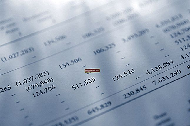 Come fare un conto profitti e perdite