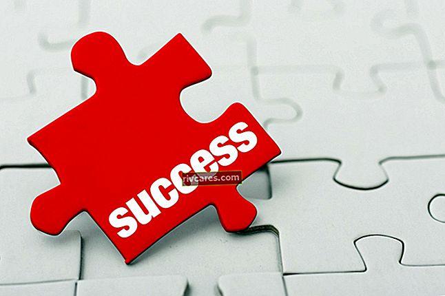 Fattori di successo nell'industria della vendita di libri