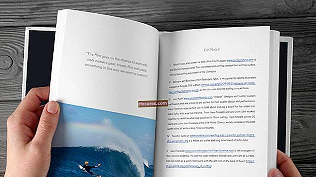 Come inserire una nota a piè di pagina in Publisher