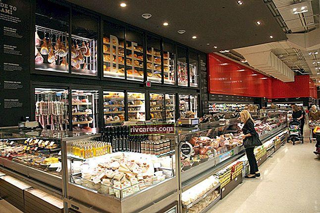In che modo i supermercati determinano il markup su prodotti e sigarette?