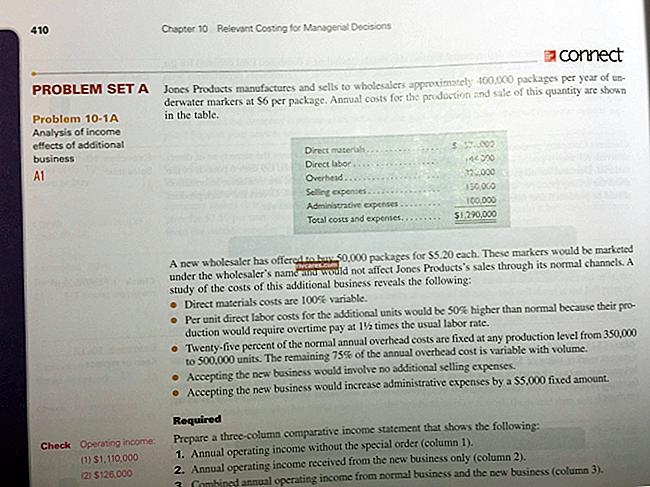Perché chiudiamo ogni periodo contabile iniziando a registrare la transazione per il successivo?