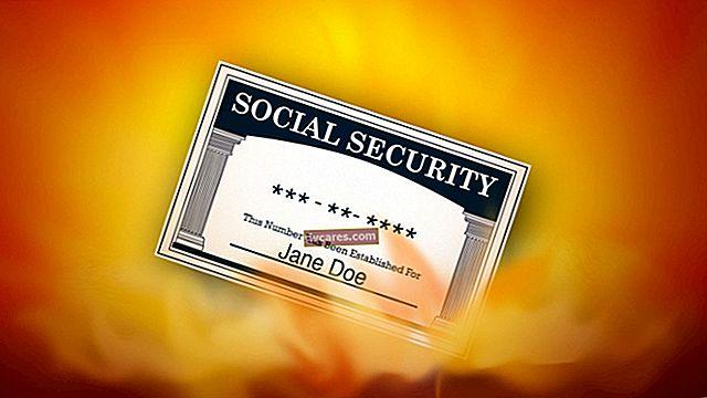 Modifica del numero di previdenza sociale a seguito di furto di identità