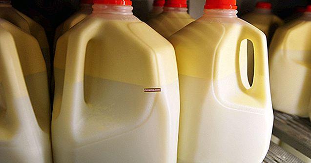 Come vendere latte crudo certificato?