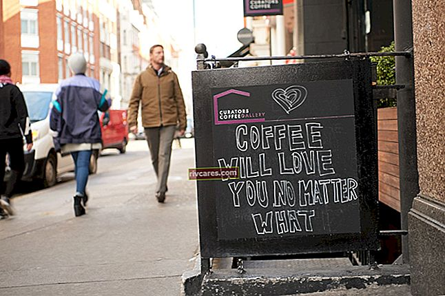 Piani di marketing per una caffetteria